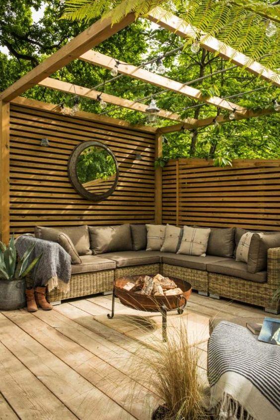 Wood Patio Ideas 6