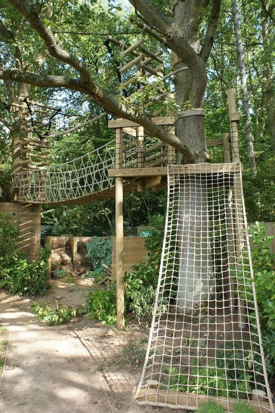 Backyard for Kids Ideas: Breathtaking Active Support
