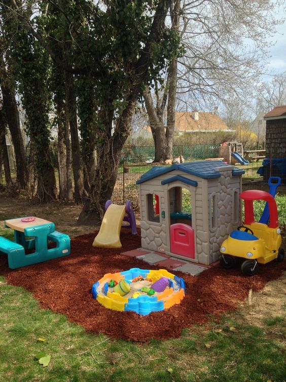 Backyard for Kids Ideas: Captivating Natural Touch