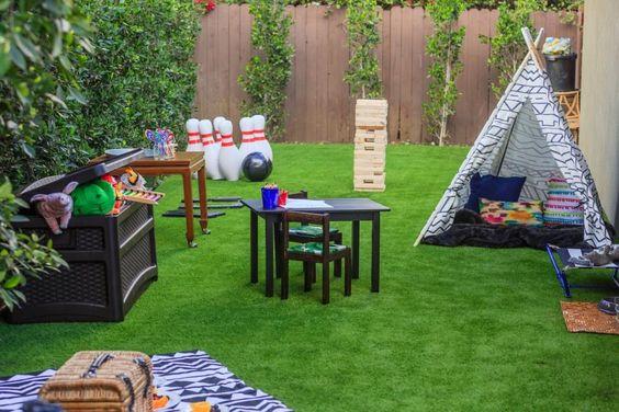 Backyard For Kids Ideas