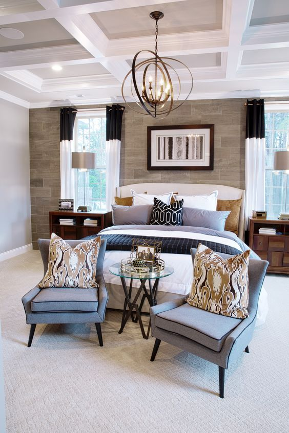 Bedroom Furniture Ideas: Elegant Contemporary Design