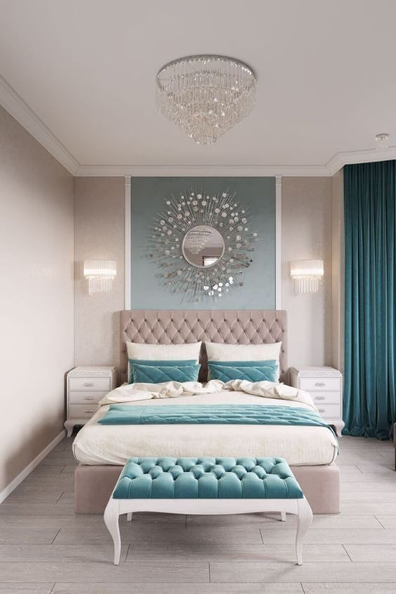 Bedroom Furniture Ideas: Elegant Luxury Bedroom