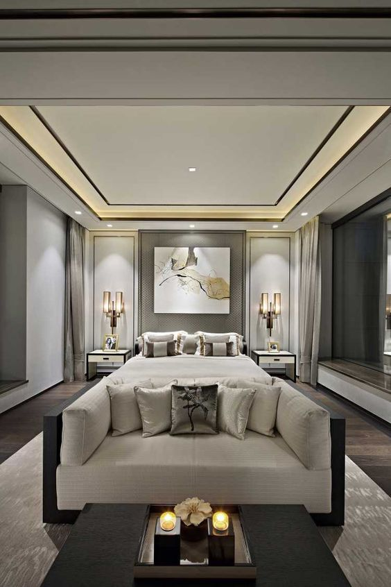 Bedroom Furniture Ideas: Breathtaking Luxury Room