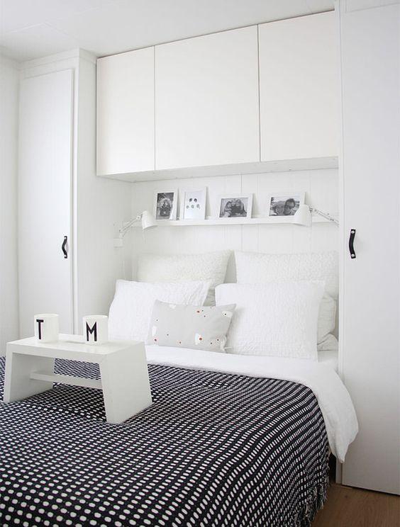 Bedroom Organization Ideas: Minimalist Storage