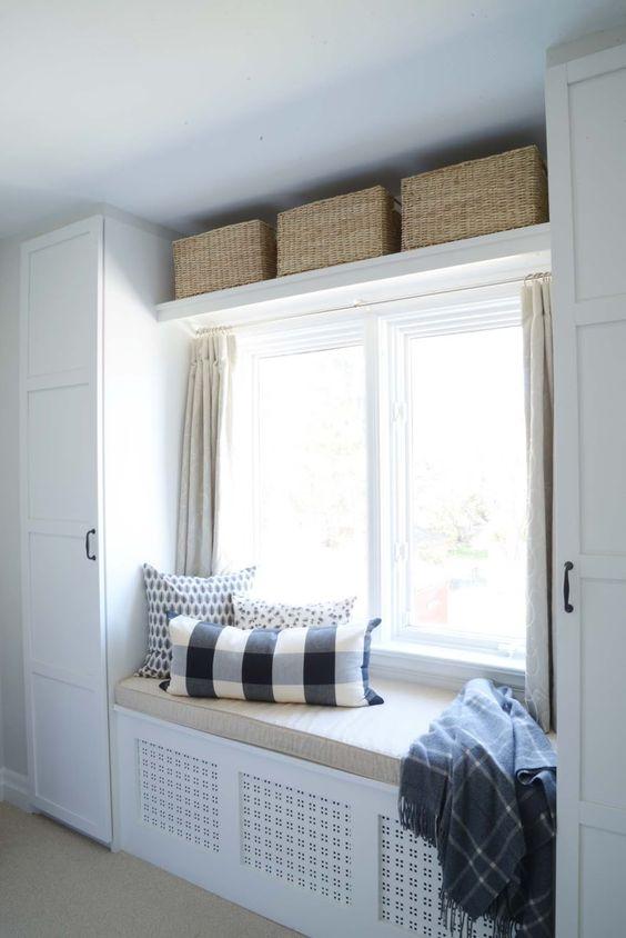 Bedroom Organization Ideas: Useful Relaxing Nook