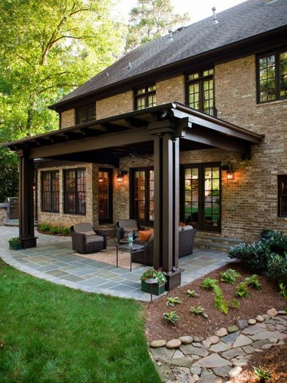 Attractive Covered Patio Ideas for Your Extra Comfort ...