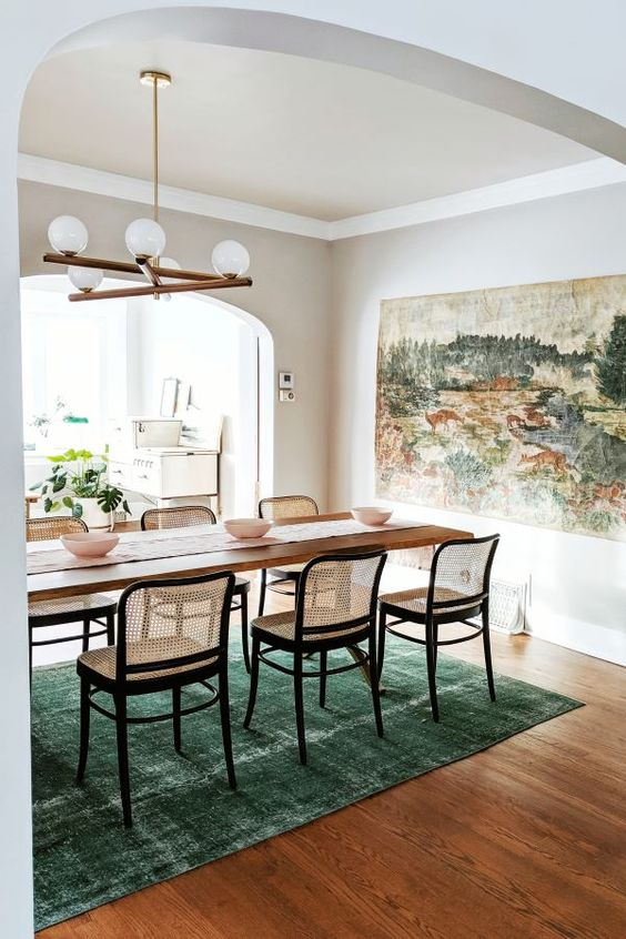 Cozy Dining Room Ideas: Casual Decorative Room