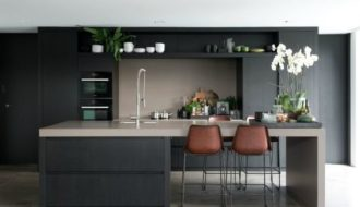 Dark Kitchen Ideas