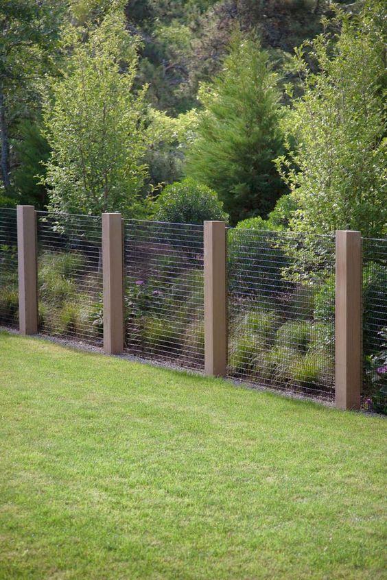 Fence Ideas: Captivating Backyard Fence