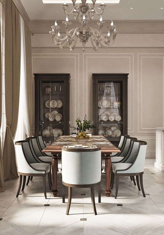 Formal Dining Room Ideas: Elegant and Classic