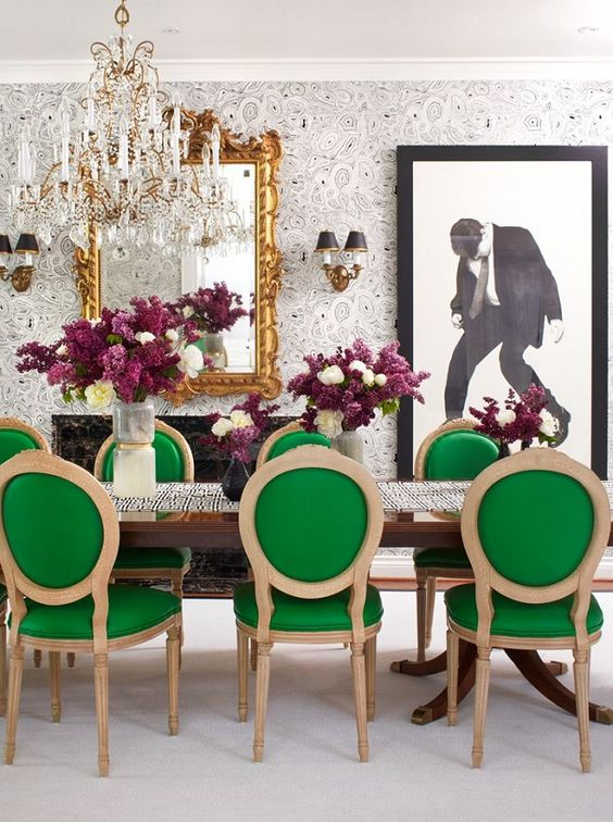 Formal Dining Room Ideas: Eye-Catching Modern Look