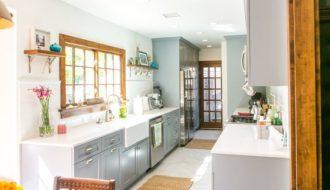 Galley Kitchen Ideas