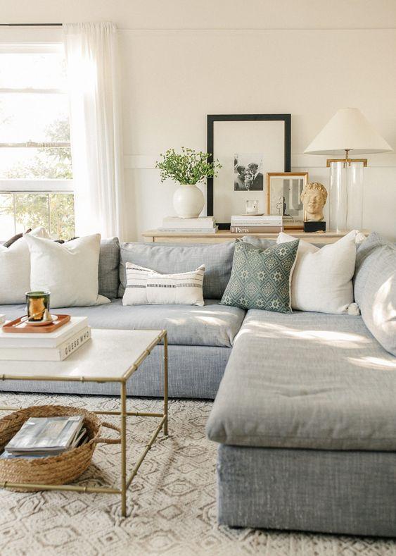 Neutral Living Room Ideas: Captivating Bright Decor
