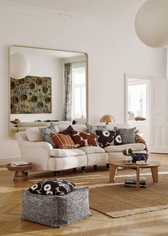 Neutral Living Room Ideas: Calming Neutral Shades