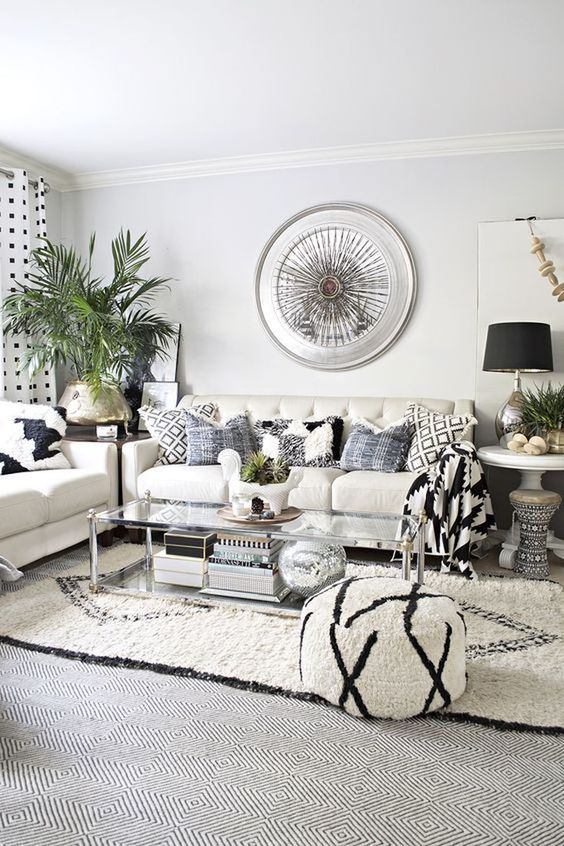 Neutral Living Room Ideas: Decorative and Stylish