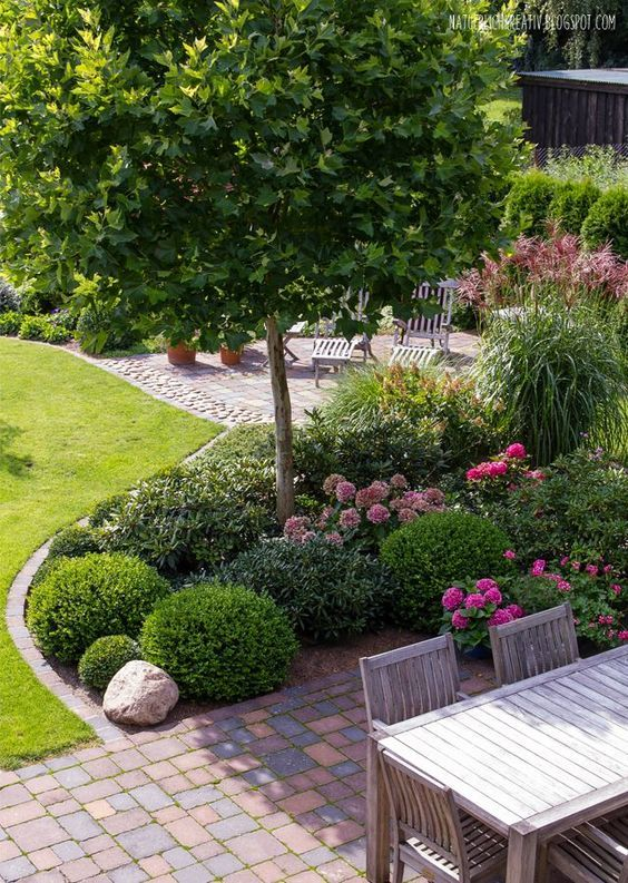 Patio Landscaping Ideas: Simple Paver Patio