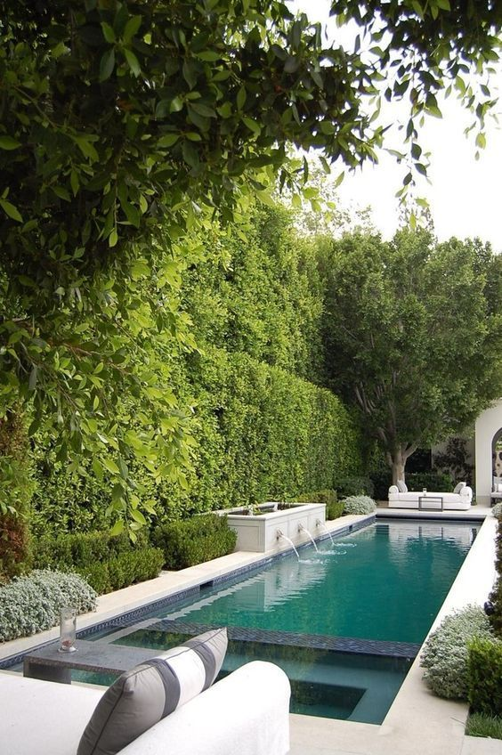 Rectangle Swimming Pool Ideas: Striking and Relaxing