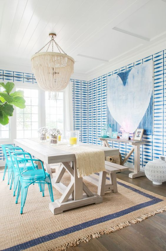 Coastal Dining Room Ideas: Breathtaking Decor Items