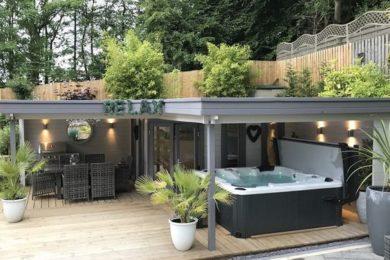 Hot Tub Privacy