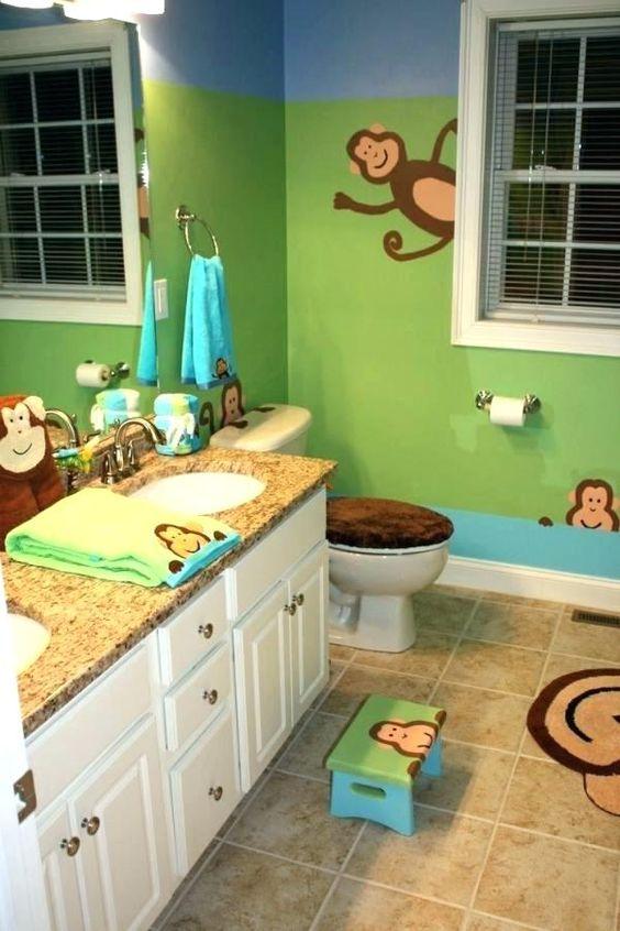 Kids Bathroom Ideas: Decorative Bathroom