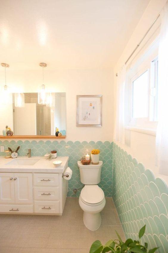 Kids Bathroom Ideas: Elegant Minimalist Look