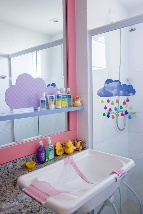 Kids Bathroom Ideas: Simple Decor Items