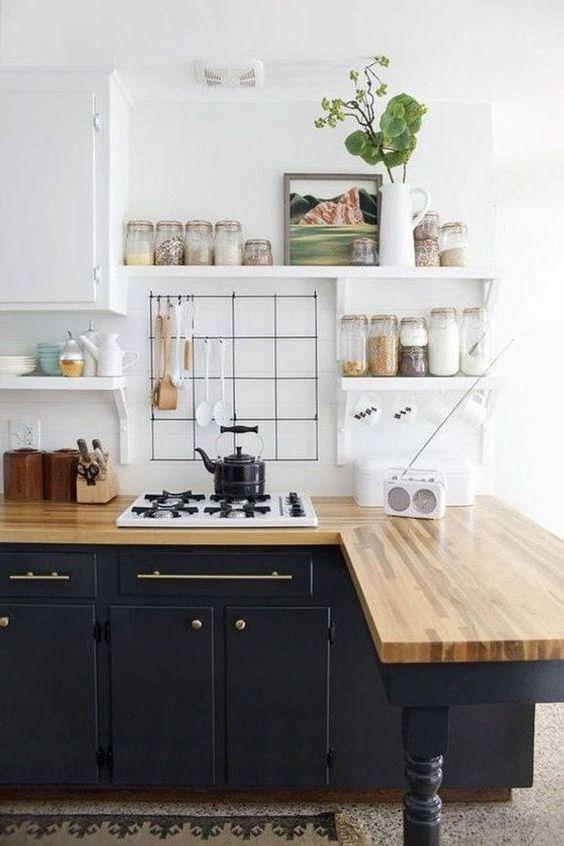 Kitchen Wall Ideas: Minimalist Wall Decor