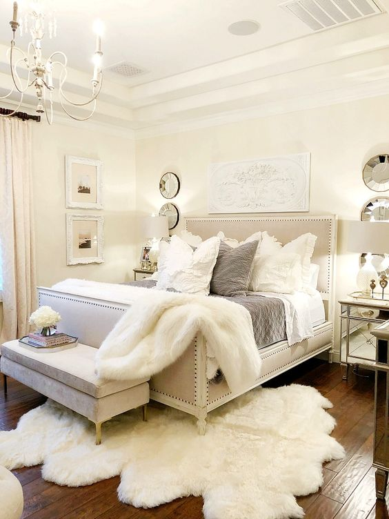 Luxury Bedroom Ideas: Stunning Neutral Shades