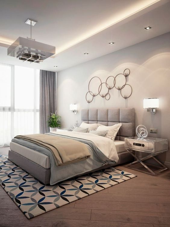 Luxury Bedroom Ideas: Creative Interior Decor