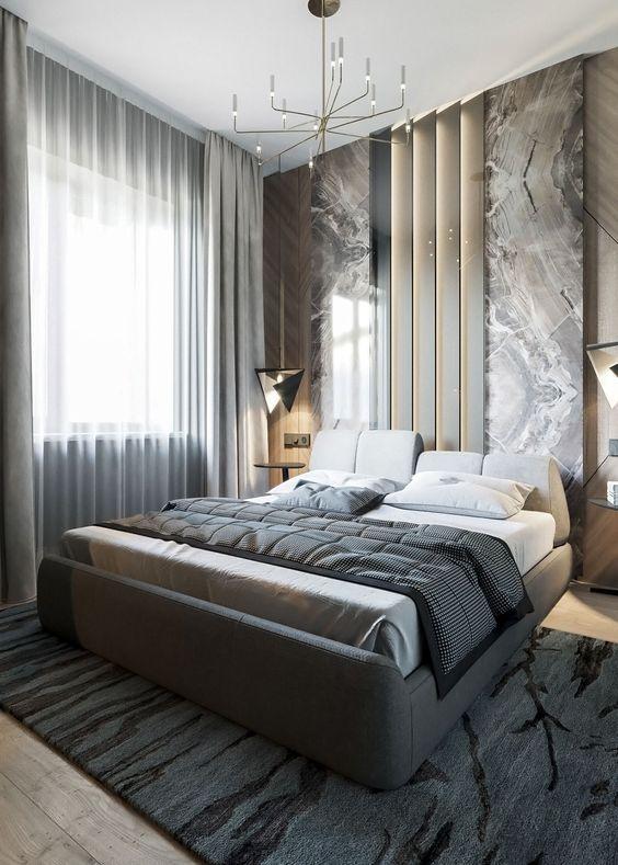 Luxury Bedroom Ideas: Captivating Minimalist Bedroom