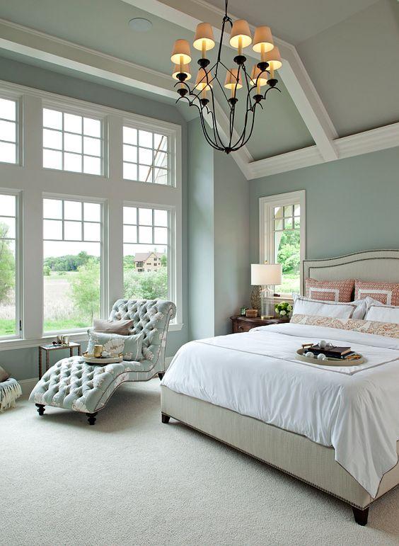 Luxury Bedroom Ideas: Breathtaking Classic Cottage