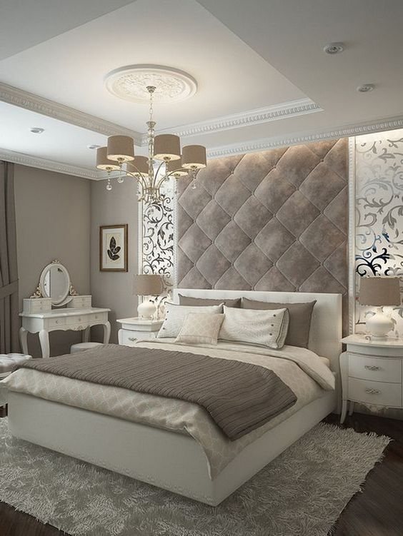 Luxury Bedroom Ideas: Cozy Neutral Shades
