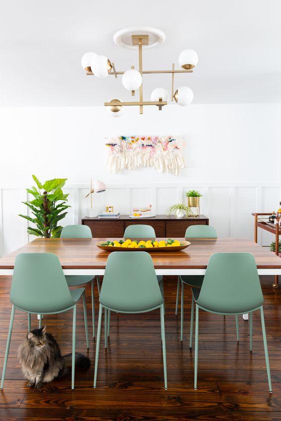 Mid-Century Dining Room Ideas: Modern Mid-Century
