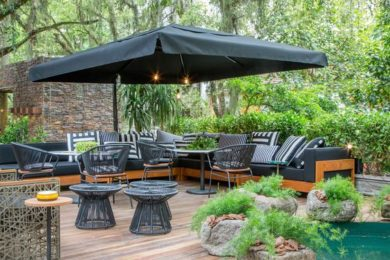 Patio Umbrella Ideas