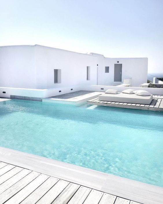 Rooftop Swimming Pool Ideas: Cozy and Elegant