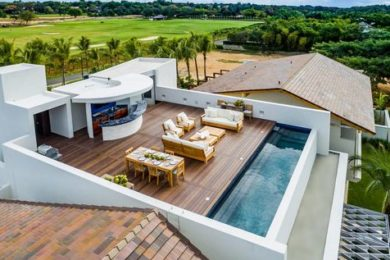 Rooftop Swimming Pool Ideas