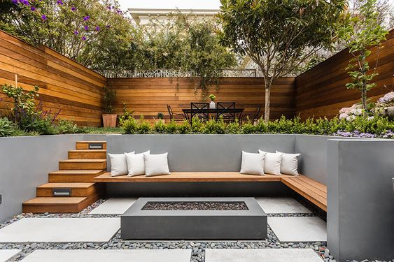 Backyard Wall Ideas