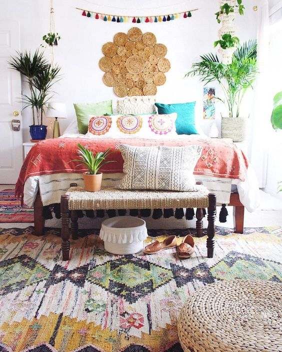 Bohemian Bedroom Ideas: Stunning Boho Style