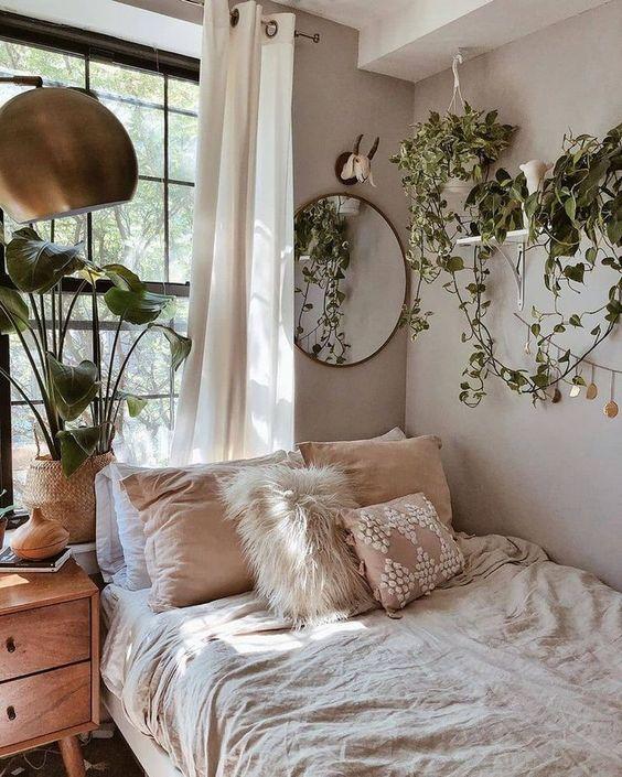 Bohemian Bedroom Ideas: Soft Lovely Nuance