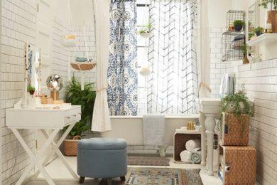 Boho Bathroom Ideas