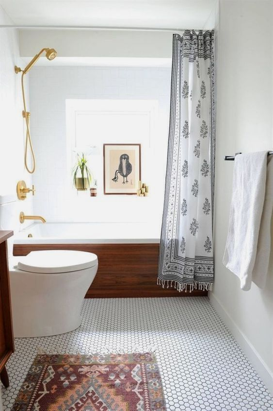 Boho Bathroom Ideas: Simple Modern Boho