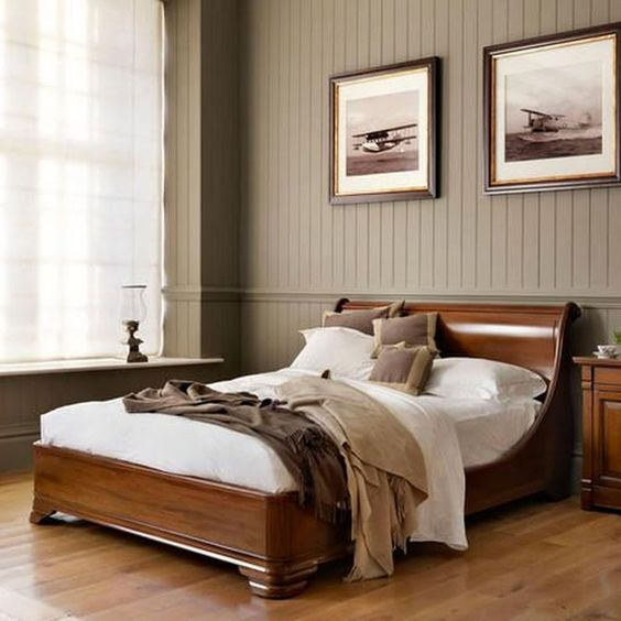 Farmhouse Bedroom Ideas: Classic Rustic Decor