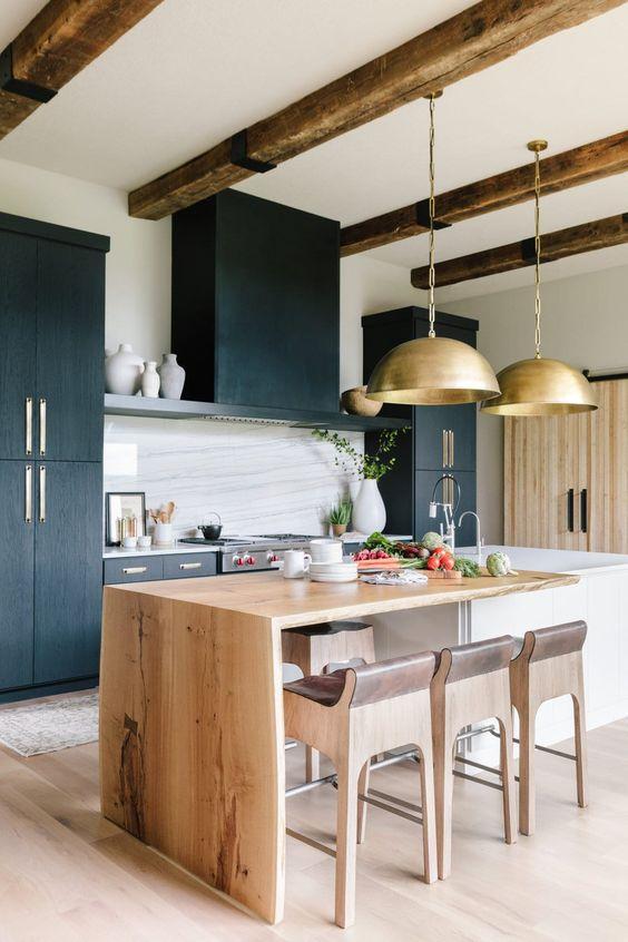 Kitchen Remodel Ideas: Stunning Modern Kitchen