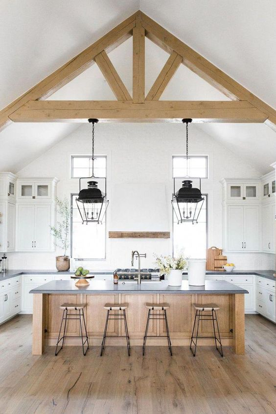 Kitchen Remodel Ideas: Minimalist and Spacious