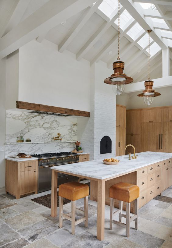 Kitchen Remodel Ideas: Modern Farmhouse Nuance