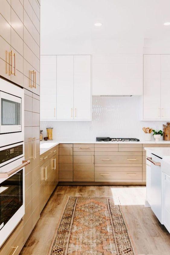 Kitchen Remodel Ideas: Minimalist Sleek Kitchen