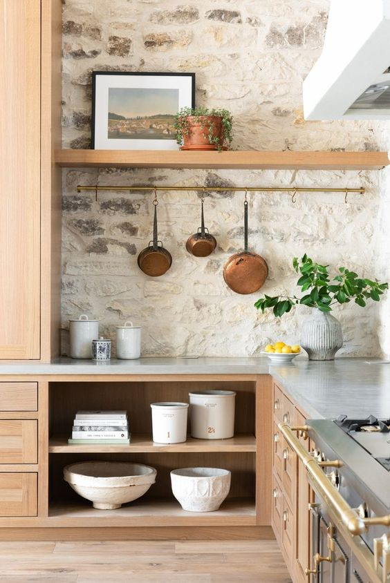 Kitchen Remodel Ideas: Captivating Modern Rustic