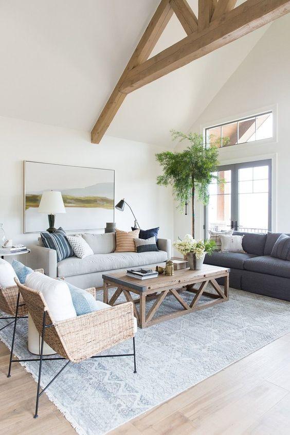 Living Room Inspiration Ideas: Minimalist Decor