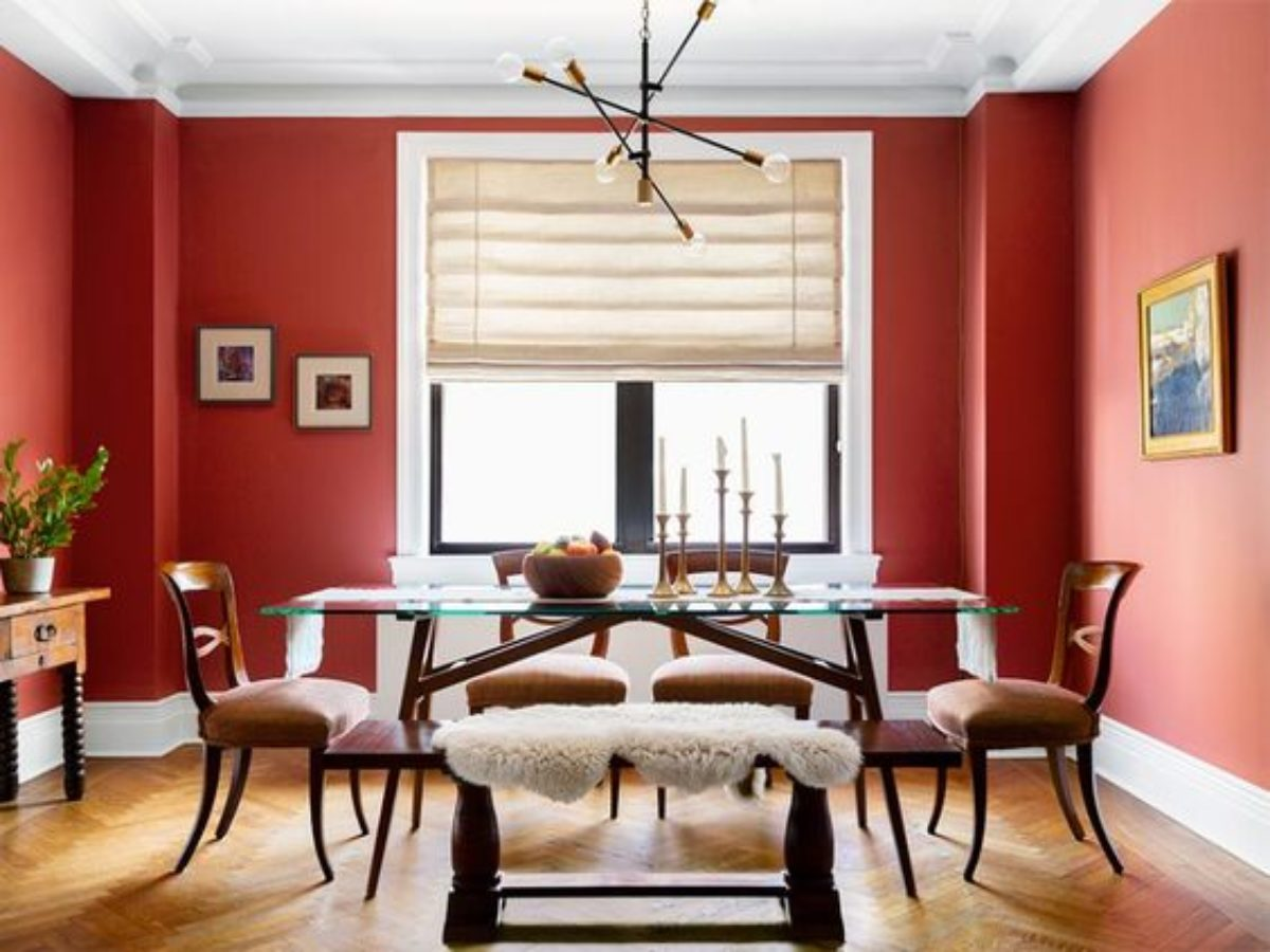 Bold Red Dining Room Ideas You Might Want To Steal Now Decortrendy