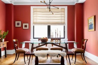 Red Dining Room Ideas